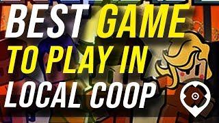 10 geweldige games met lokale co-op