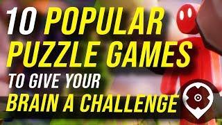 10 Populaire Puzzel Spellen om je Brein te Dagen