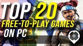20 Free-to-play games op de PC kun je nu spelen