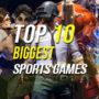 Top 10 van de grootste en populairste eSports-games van de afgelopen 10 jaar