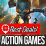 Beste deals over actiegames (augustus 2020)