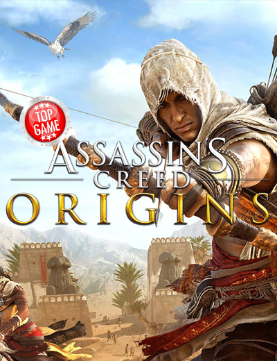 Watch the Assassin's Creed Origins Launch Trailer!