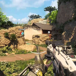 Call of Duty Black Ops 3 PS4 Battle Zone