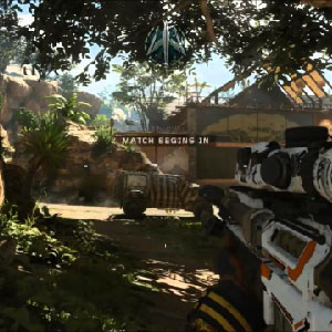 Call of Duty Black Ops 3 PS4 Soldier