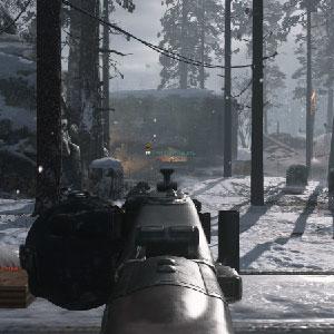 Iconic World War II Gameplay Image