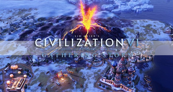 Civilization 6: Gathering Storm Is Out Now! - Cdkeynl nl
