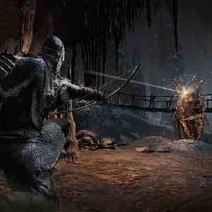 Dark Souls 3 Game Character
