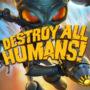 Destroy All Humans Gameplay Functies 12 Minuten van Mayhem