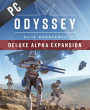 Elite Dangerous Odyssey Deluxe Alpha Expansion
