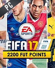 FIFA 17 2200 FUT Punten