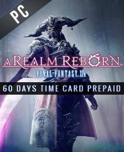 Final Fantasy 14 60 Dagen