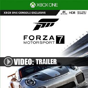 Koop Forza Motorsport 7 Xbox One Code Compare Prices