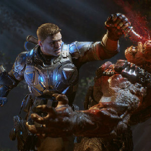 Gears of War 4 Xbox One Enemy