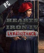 Hearts of Iron 4 La Resistance