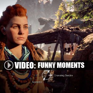Horizon Zero Dawn PS4 Funny Moments