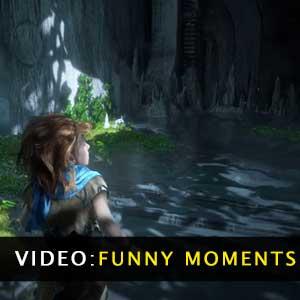 Horizon Zero Dawn PS4 Funny Moments