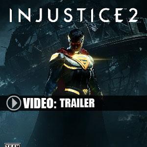Koop Injustice 2 CD Key Goedkoop Vergelijk de Prijzen
