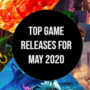 Top Game Releases voor mei 2020