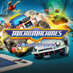 Micro Machines World Series Out Now!