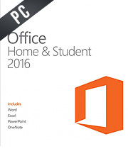 Microsoft Office Home and Student 2016 Windows