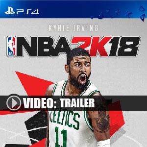 Koop NBA 2K18 PS4 Code Compare Prices