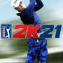 PGA Tour 2K21 Lijst van gelicentieerde golfers Aangekondigd