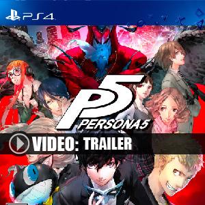 Koop Persona 5 PS4 Code Compare Prices