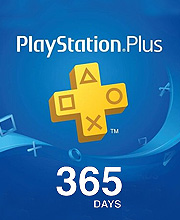 Playstation Plus 365 Dagen Card PSN