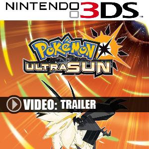 Koop Pokemon Ultra Sun Nintendo 3DS Download Code Prijsvergelijker