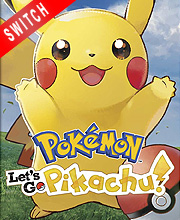 Pokemon Lets Go, Pikachu!