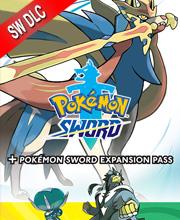Pokémon Sword Expansion Pass