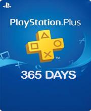 Playstation Plus 365 Dagen Card PSN