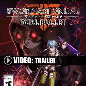 Koop SWORD ART ONLINE Fatal Bullet CD Key Compare Prices