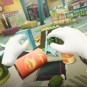 A customisable arsenal of fruit-killing guns