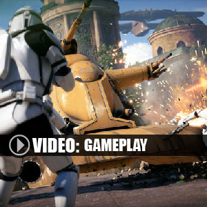 Star Wars Battlefront 2 Gameplay Video