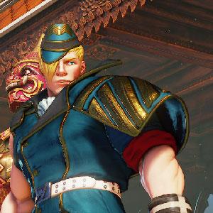 Street Fighter 5 Battle