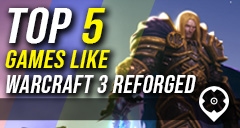 TOP 5 Games Like Warcraft 3 Reforged