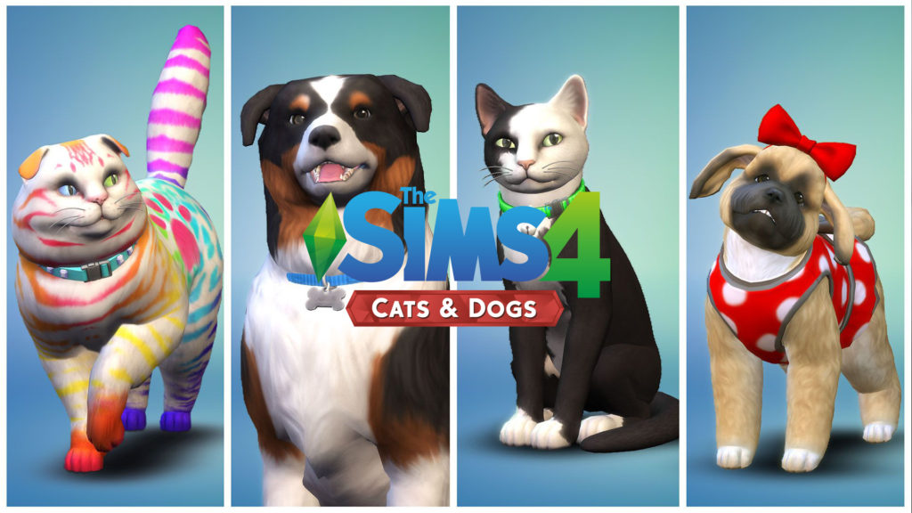 Cdkeys Sims Cats And Dogs
