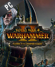 Total War WARHAMMER 2 Curse of the Vampire Coast