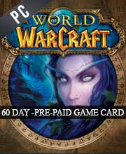 World Of Warcraft 60 Dagen