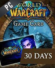 World of Warcraft 30 Dagen