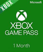 Xbox Game Pass 1 Maand