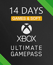 Xbox Game Pass Ultimate 14 Dagen