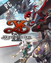 Ys IX Monstrum Nox