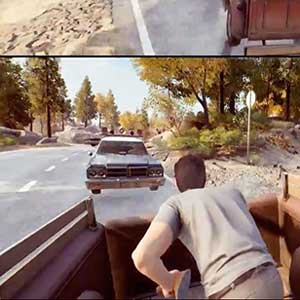 A Way Out Split-Screen-Co-Op Gameplay