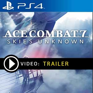 Koop Ace Combat 7 Skies Unknown PS4 Code Compare Prices