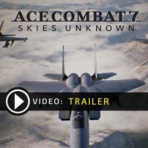 Koop Ace Combat 7 Skies Unknown CD Key Goedkoop Vergelijk de Prijzen