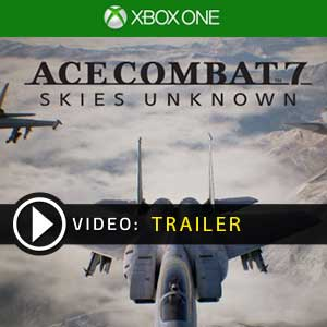 Koop Ace Combat 7 Skies Unknown Xbox One Code Compare Prices