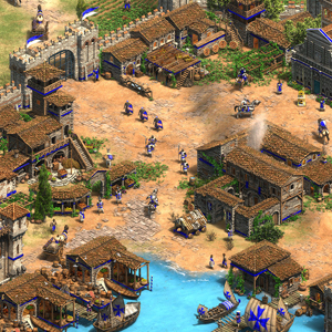 Age of Empires 2 Definitive Edition Lords of the West Dokken