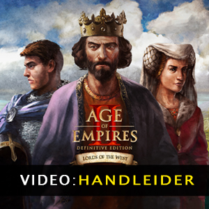 Age of Empires 2 Definitive Edition Lords of the West Aanhangwagenvideo